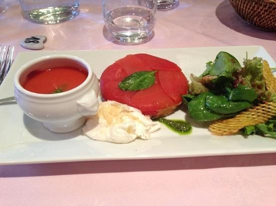 Le Souleil'Or : cucina francese