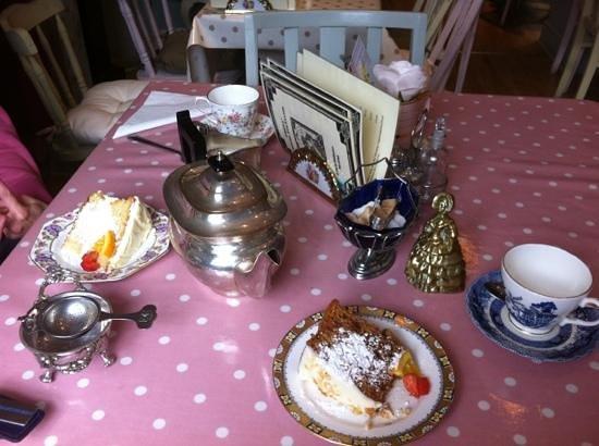 Biddy's Tea Rooms: Perfect :)