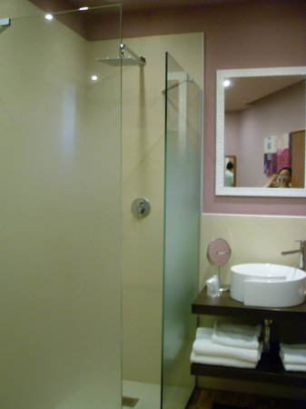 Orcagna Hotel : Shower Room