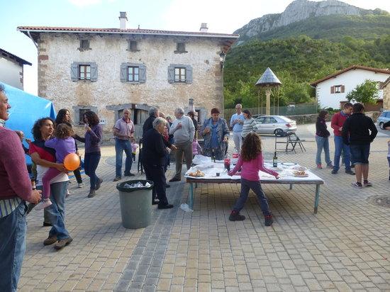 fiestas de Saragueta