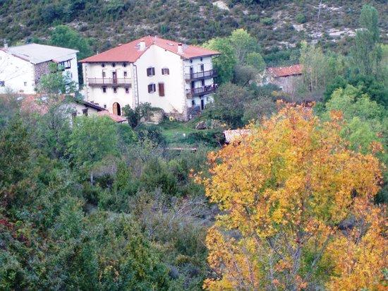 Saragueta, Španělsko: Casa Monaut