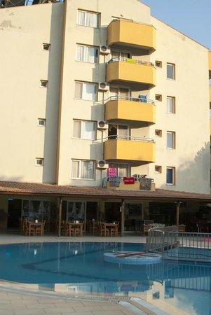 Opus Apart Hotel : Opus apart Otel