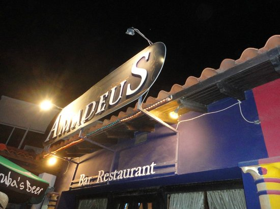 Amadeus Restaurant: amadeus
