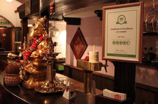 Indien Village: Bar
