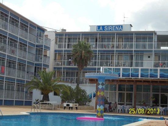 Apartahotel La Sirena: hotel
