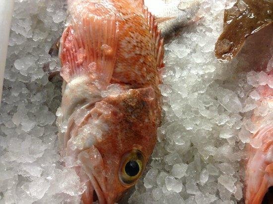 Restaurante Sueste : fish