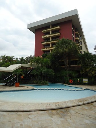 Barcelo San Jose: Barcelo with the cold pool