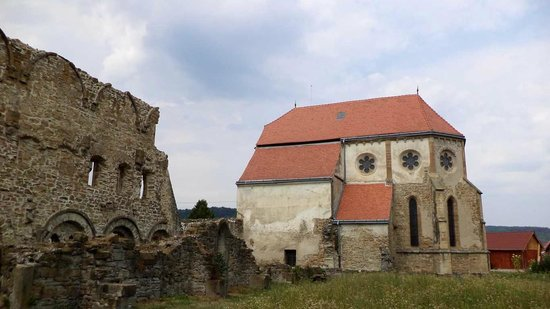 Sibiu County, Rumunsko: Church
