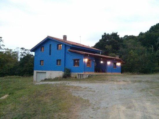 Hotel Rural El Texu: nuestro alojamiento