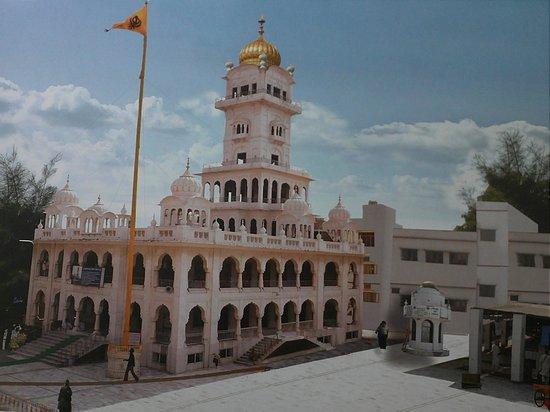 Αμριτσάρ, Ινδία: Gurdwara Guru Ka Mahal, Amritsar (Punjab).- Minhas.