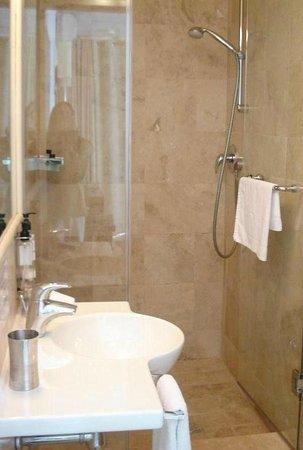 Alta Bay: Shower in Bay Suite