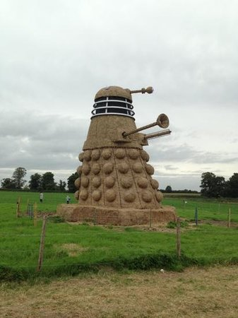 Snugburys Ice Cream : exterminate!