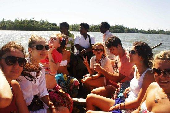 Sun Set Point Hotel: Excursion in Madolduwa