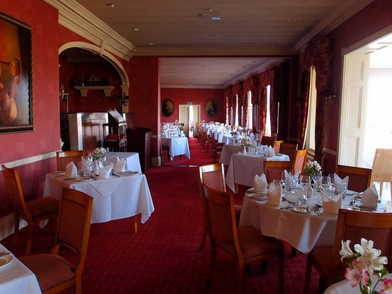 Wentworth Hotel: Dining room