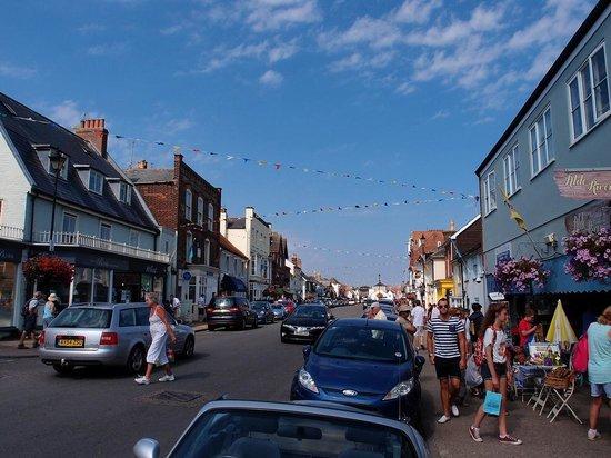 Wentworth Hotel: Aldeburgh town