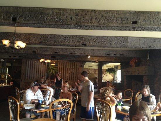 Best Western Plus Laporte Hotel & Conference Center: Restaurant