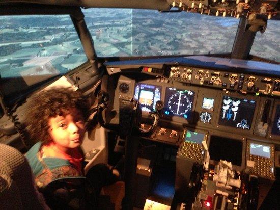 Atlantic Airventure: Great time
