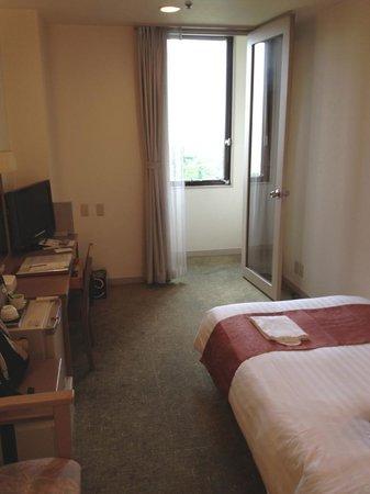 Mielparque Yokohama : 房间