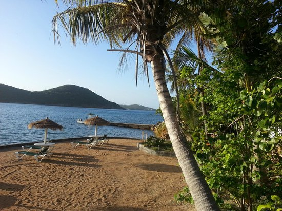 Lindbergh Bay Hotel and Villas: Mini Relax Point