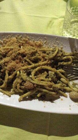 Osteria AmUni': La buonissima pasta con le sarde