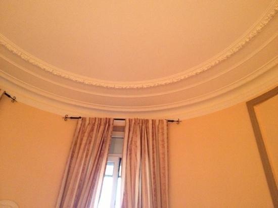 Hotel  Le Cavendish: chambre rotonde
