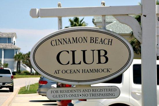 Cinnamon Beach at Ocean Hammock Beach Resort : The Club House-Pool, eats, games and more!