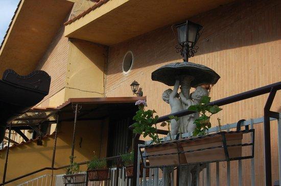 B&B Villa Blu Frascati: giardino