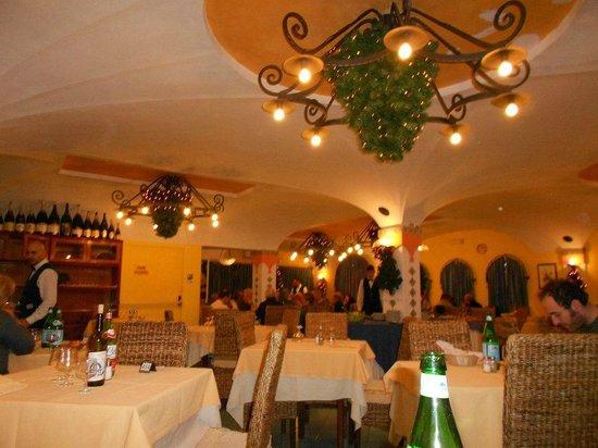 Hotel Terme Zi Carmela: Sala ristorante