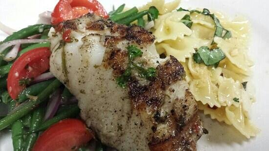 Copa Room: fresh fish special every weekend
