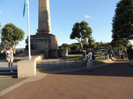 Monument de la Solidarite Nationale/lüksemburg 4