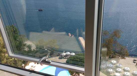 Oz Hotels Antalya : View from the Room