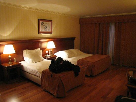 Turim Lisboa Hotel: Apartamento muito confortável