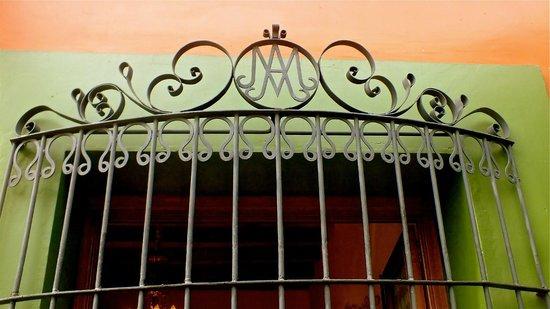 Hostal de la Noria: fachada