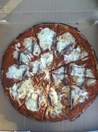 Maui Brick Oven: gluten free pizza