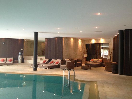 Chalet RoyAlp Hotel & Spa : Piscine