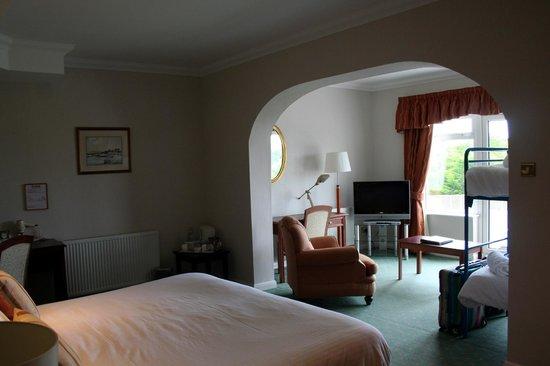 Treglos Hotel: Room 16