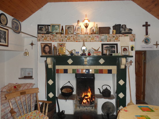 Yvonne's Cottage: Always A Warm Welcome.