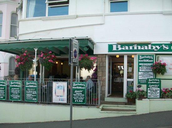 Barnabys Licensed Restaurant: Barnaby's Restaurant