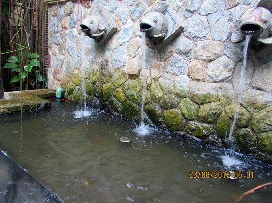 Sawasdee Village: Fountain