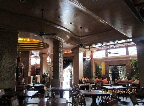 Sawasdee Village: Hotel restaurant