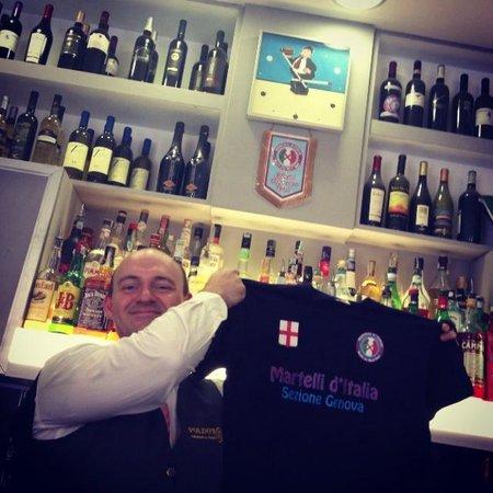 Poldo's - Caffetteria & Vineria: Martelli d'Italia