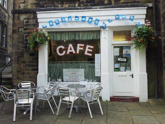 Elephant & Castle: Sid's cafe