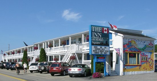The Inn at Soho Square in Old Orchard Beach Maine - East Grand Ave