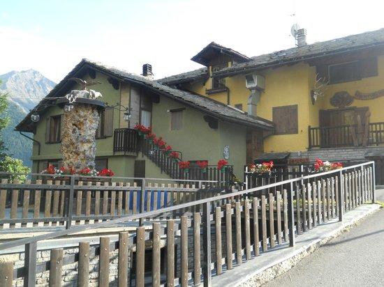 Albergo Belvedere Cogne: l'albergo