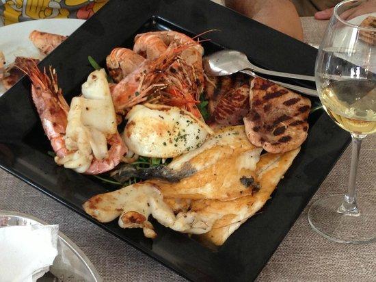 MareLuna : grigliata mista di pesce