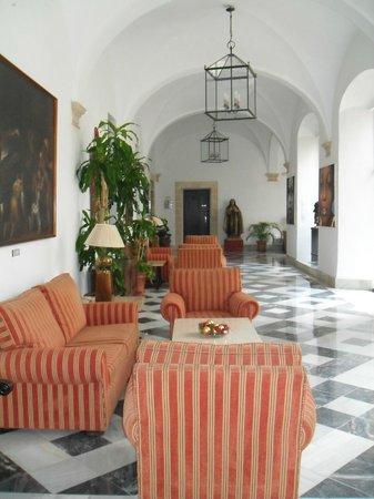 Monasterio De San Miguel Hotel: Corridor in Hotel