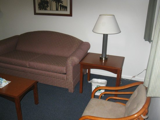 BEST WESTERN Port St. Lucie: Living room