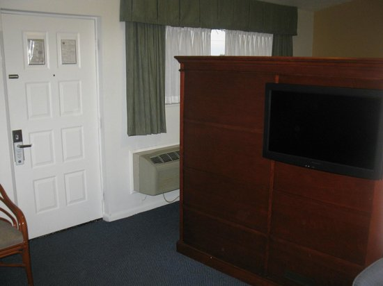 BEST WESTERN Port St. Lucie: Living room side