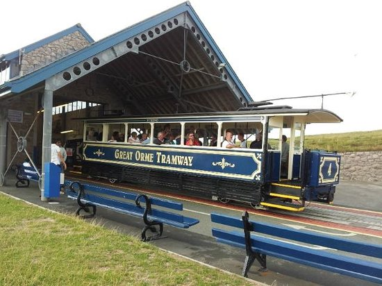 Picture Of Great Orme Tramway, Llandudno