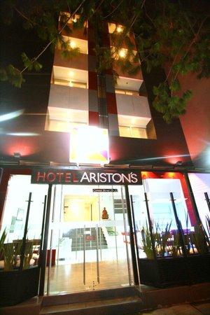 Hotel Aristons: HAMBIENTE NATURA
